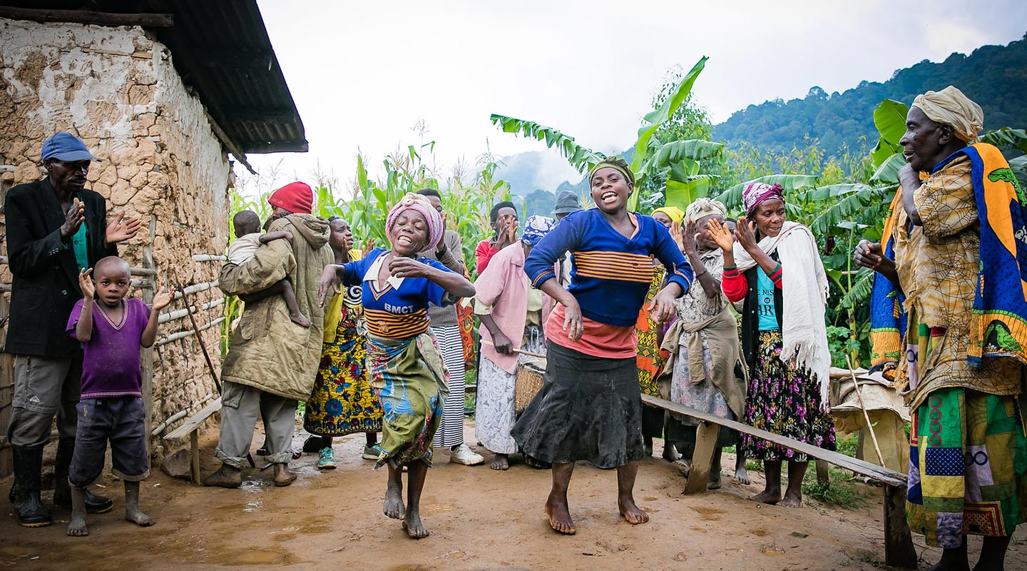 Batwa cultural people of bwindi-highlights of Uganda
